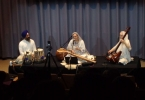Dr. Cassio performing Gurbani Kirtan at Yale University, April 2016