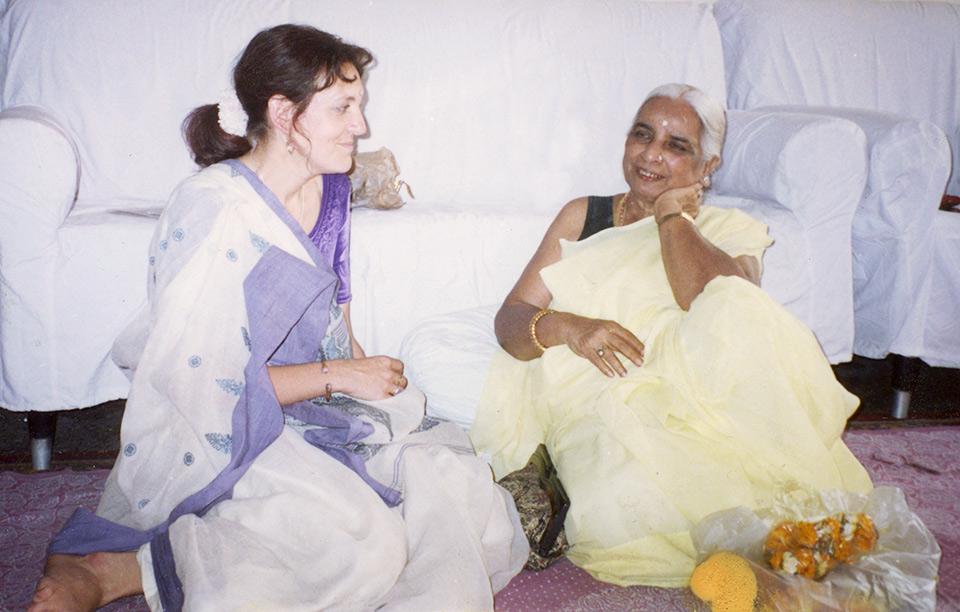 Padma Bhushan Dr. Girija Devi.