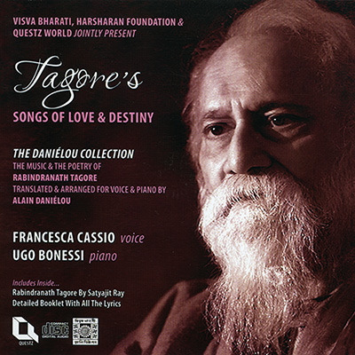 Picture 1 - Picture 1 CD cover Tagore's Songs of Love and Destiny (Anthology)