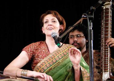 Dhrupad concert in Kolkata - 2008
