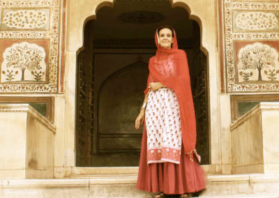 Dr. Cassio, Amer Fort (Jaipur 2015)