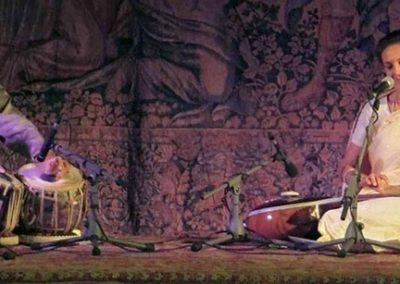 performing in Venice - Fondazione Cini