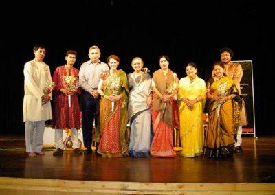Dhrupad concert in Kolkata